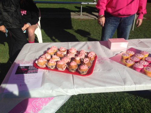 Cup cakes _Pink Day